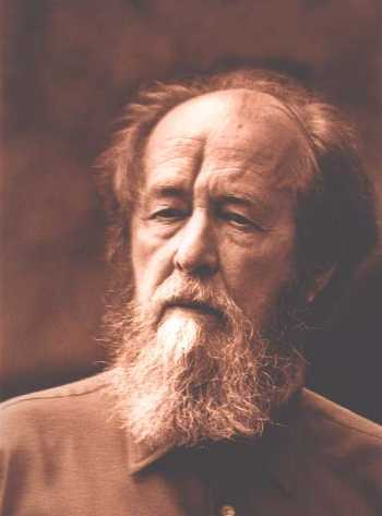 Alexander Solzhenitsyn